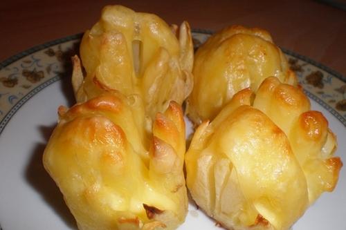 Ароматный картофель «Дофине»