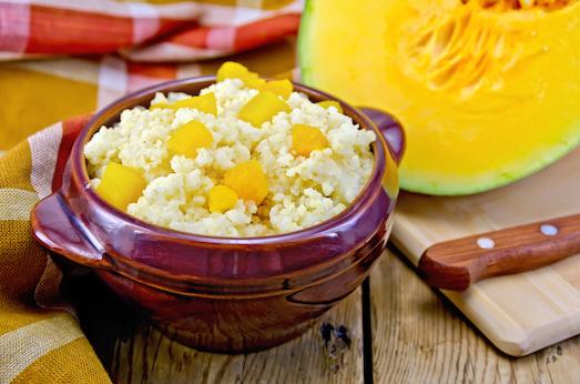 Тыквенная каша — полезное и вкусное блюдо