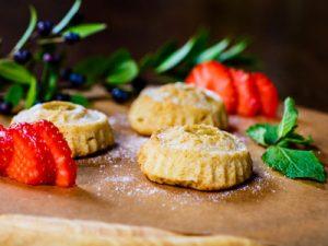 Мамуль - печенье из манной крупы