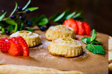 Мамуль — печенье из манной крупы