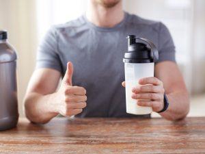 Спортивное питание — тренируйтесь с максимальным эффектом