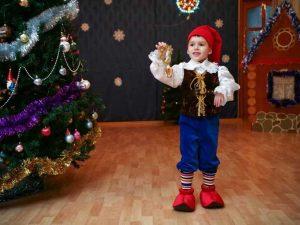 Как выбрать костюм ребенку на Новый год в школу или детский сад