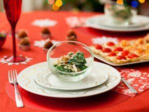 Фингер-фуд на новогоднем столе: как оздоровить организм и хорошо поесть?