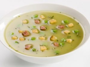 Как варить гороховый суп с копченостями