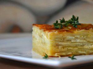 Запеканка из сыра