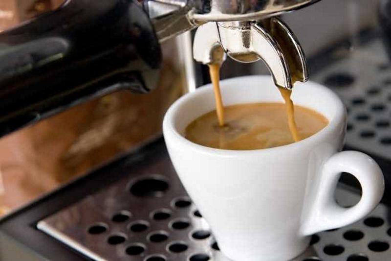Кофемашина. Ваша чашка кофе с кофе машины