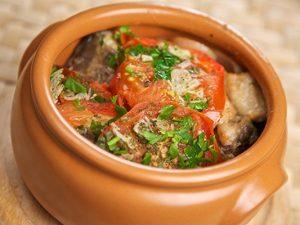 Азербайджанский суп бозбаш из баранины
