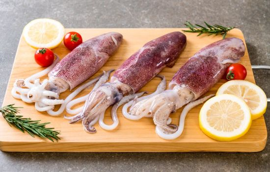 Ошибки приготовления кальмаров, креветок и других морских гадов