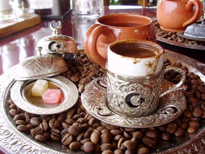 Кофе по-восточному — тонкости рецептуры