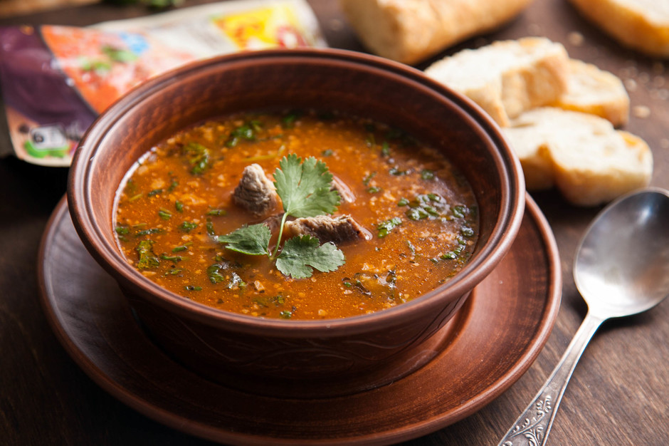 Суп «Харчо» классический