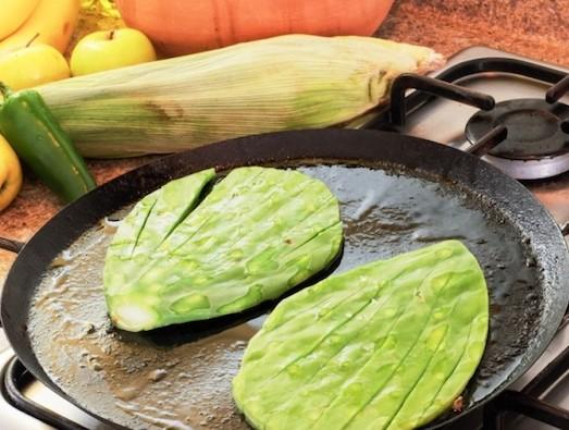 Бифштекс из кактуса