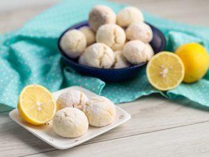 Лимонное печенье — как приготовить вкусный десерт
