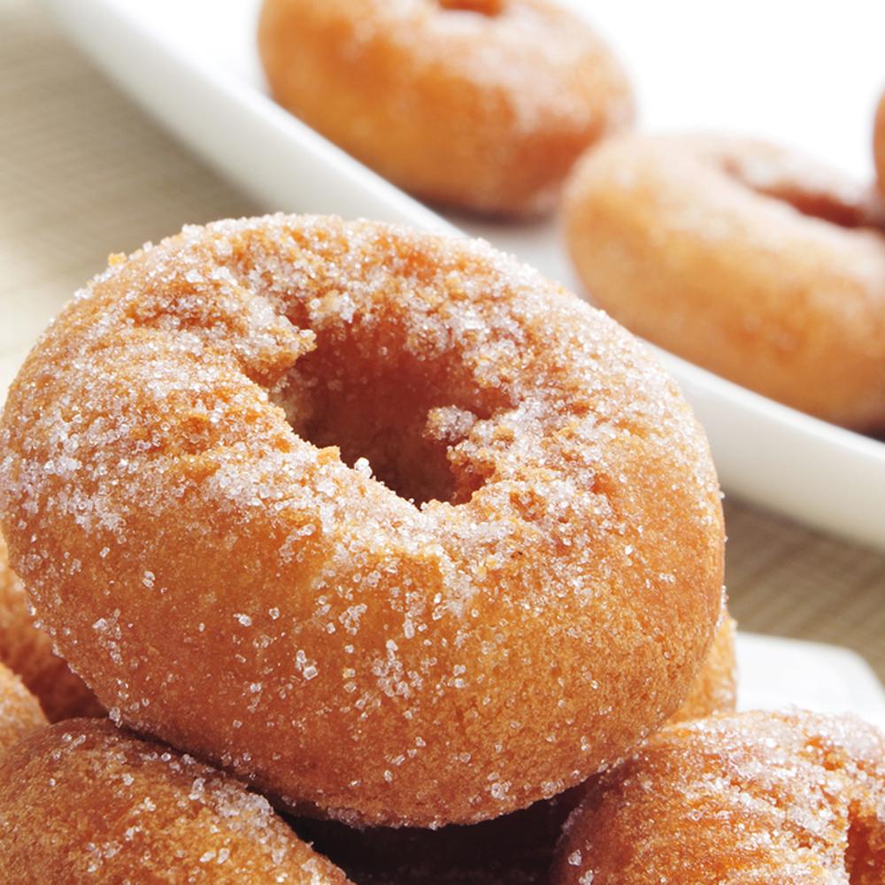 Творожные пончики Донатс