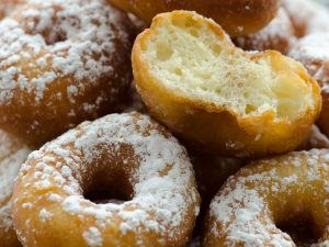 Правильные пончики «Фанки»