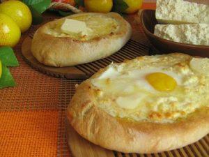 Хачапури – необычное и вкусное блюдо