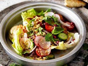 Салат из круп