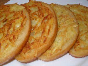 Сырный омлет «Ёка» в лаваше