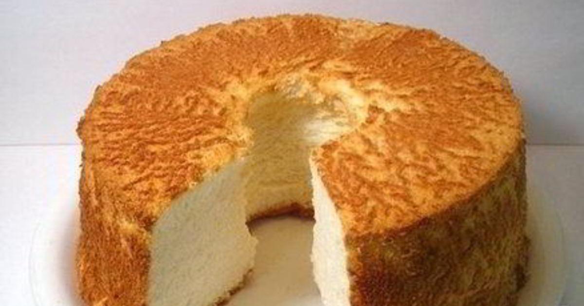 Воздушный кокосовый пирог на сметане