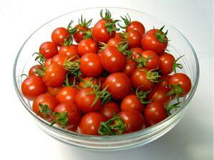 Разновидности и особенности помидоров черри