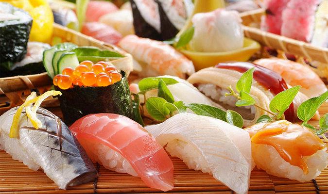 Польза блюд японской кухни
