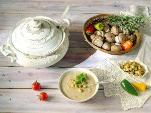 """Секреты приготовления французского супа """"Вишисуаз"""""""