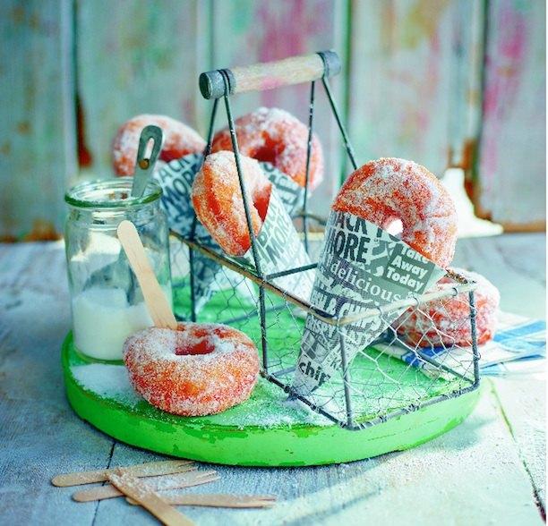 Потрясающие пончики как в детстве