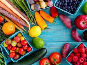 Роль фруктов и овощей в профилактике рака