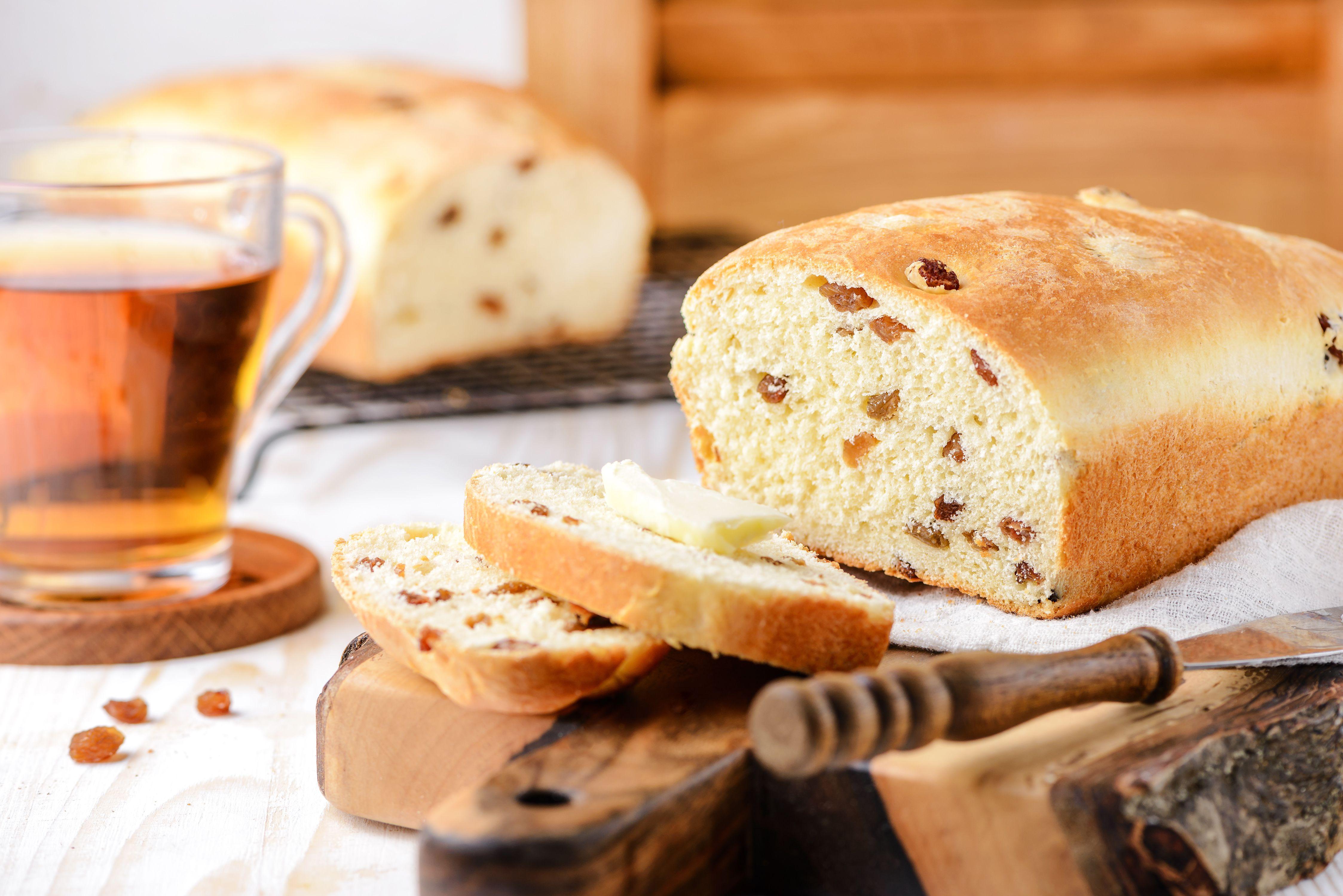 Рецепт домашнего хлеба от фабрисе рено