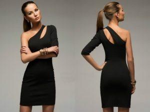 Какую прическу выбрать для платья с открытой спиной?