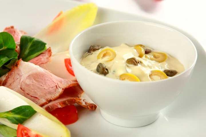 Рецепт белого соуса с каперсами