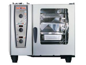 Пароконвекционная обработка продуктов для кафе