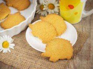 Кукурузное печенье в домашних условиях