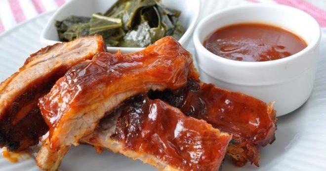 Свиные ребра – рецепт по-канадски