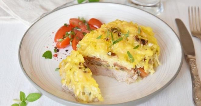 Мясо по-французски – что это за блюдо, секреты приготовления, рецепты их разного вида мяса
