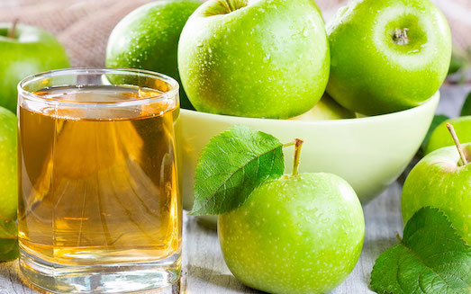 Яблочный сок — рецепт и полезные свойства