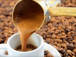 Как сварить вкусный кофе в турке