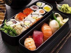 Тонкости нарезки рыбы для приготовления разных видов суши