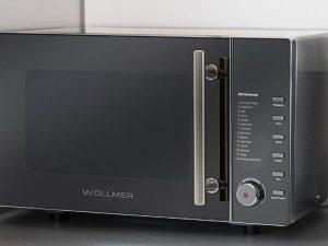Зачем дома микроволновая печь с грилем на примере Wollmer E305
