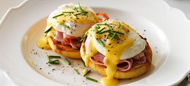 Яйца Бенедикт