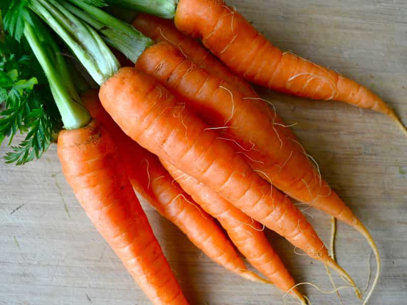 Польза моркови. Морковный сок