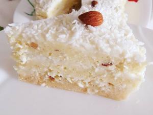 Миндальный бисквит «Раффаэлло»