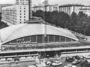Черемушкинский рынок: от прошлого до современного