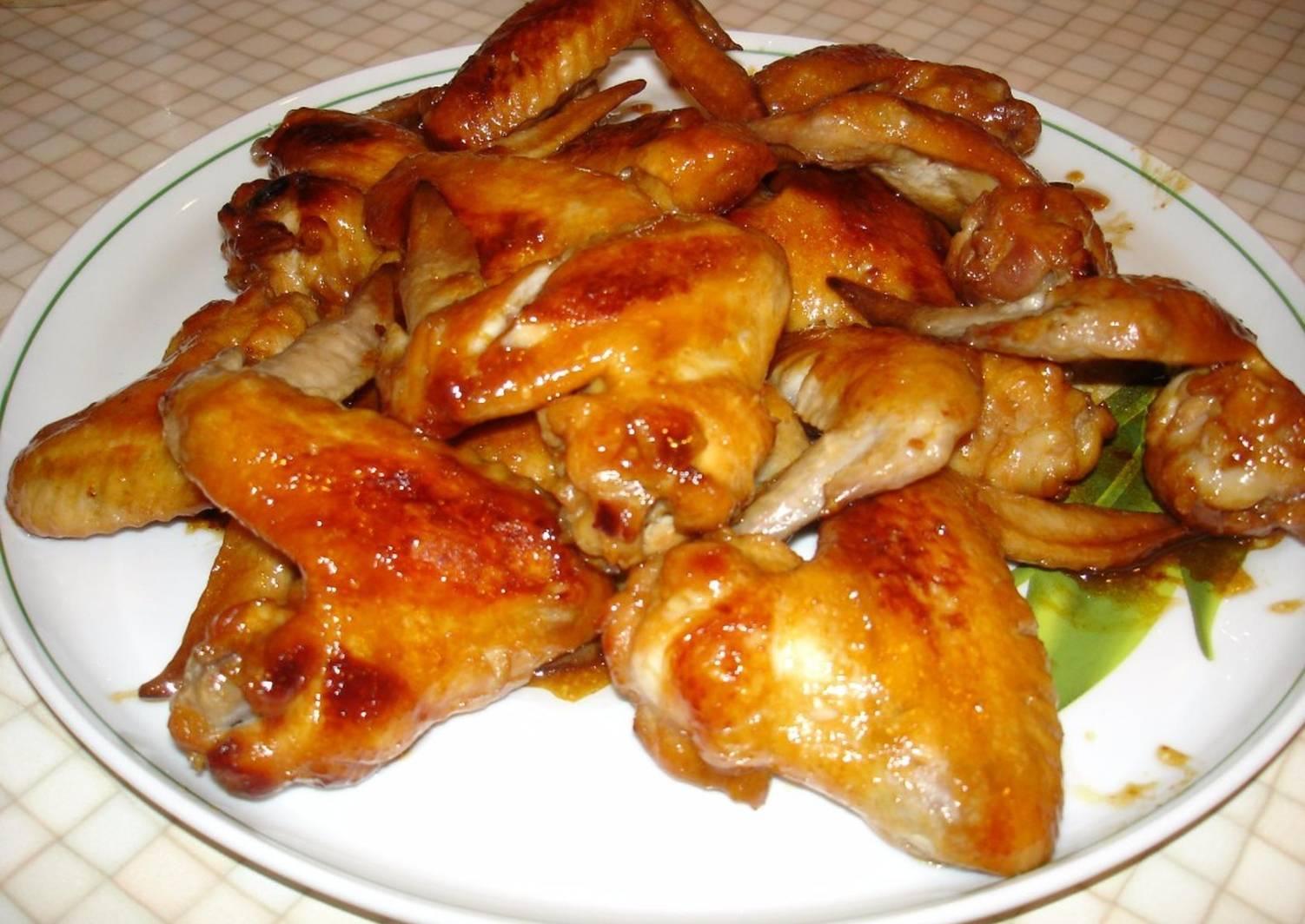 Куриные крылышки «Ароматные»
