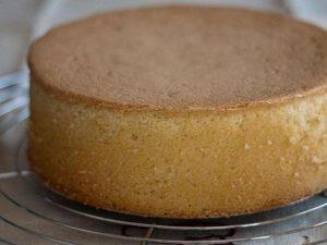 Рецепт бисквита с лимонадом