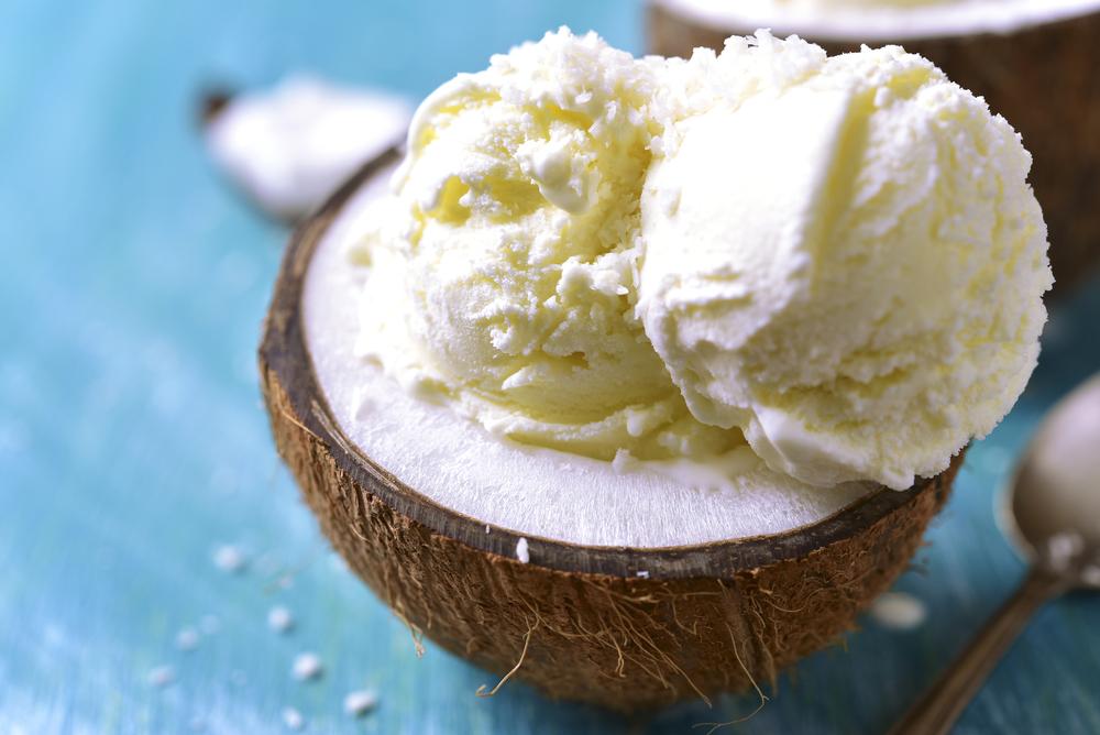 Мороженое «Кокосовое»
