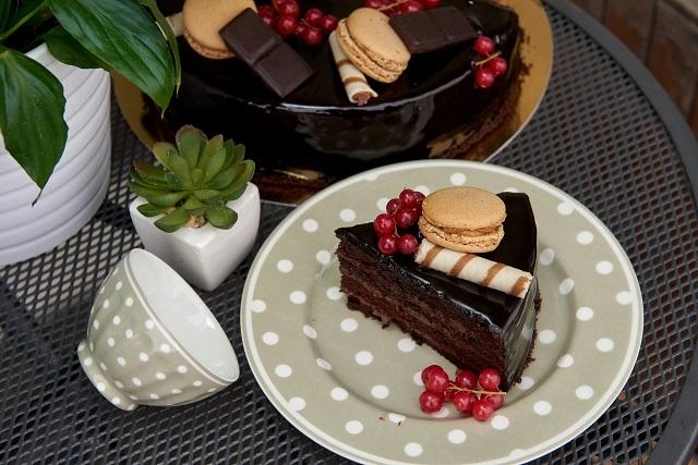 «Пражский» торт