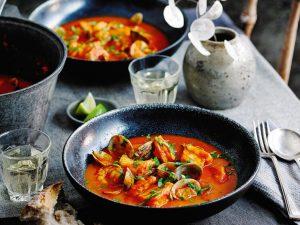 Рецепт португальского рыбного рагу
