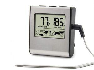 Кулинарный термометр: что это и почему он вам так нужен