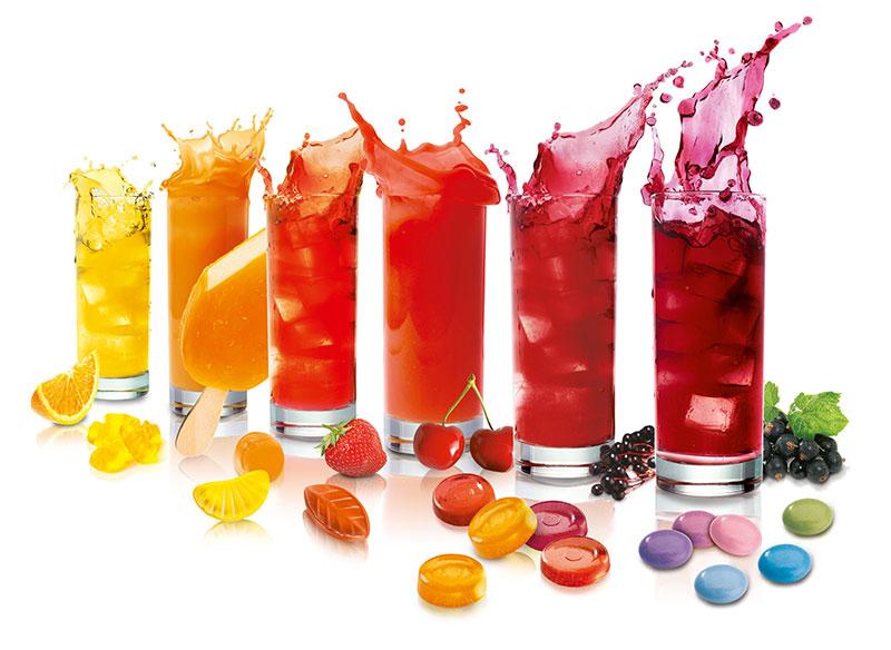 Пищевые ароматизаторы в кондитерском производстве
