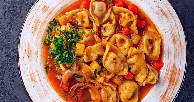 Чучвара — вкуснейшее узбекское блюдо!